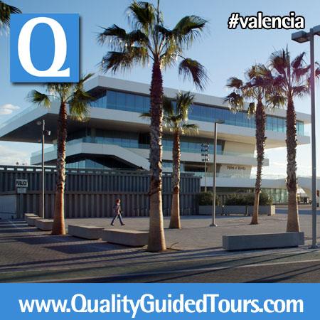 America´s Cup Area Valencia