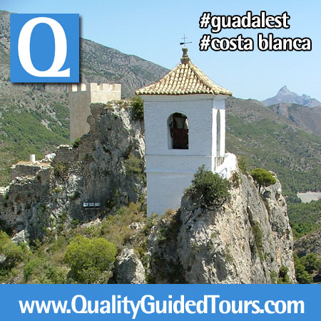 Guided tour Guadalest