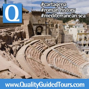 private guided tour shore excursion cartagena (1), Cartagena Spain 4 hours private guided tour