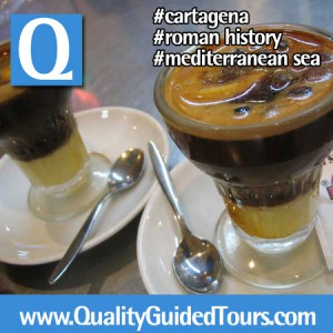 private shore excursions cartagena spain, asiatico coffe