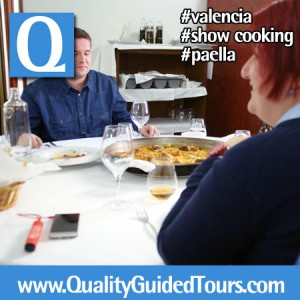 paella show cooking Valencia, Best Restaurants in Valencia, Valencia Shore Excursions, Valencia Cruise Shore Excursions