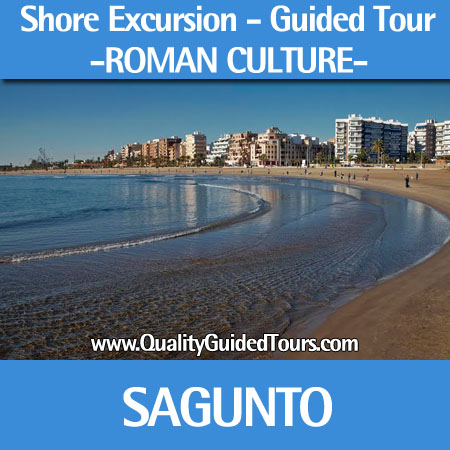 visita guiada sagunto guided tour sagunto shore excursions 4, Sagunto Roman city tour