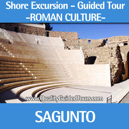 Sagunto Roman city tour, private tour guide in Valencia