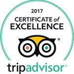 CErtificate Excepence TripAdvisor