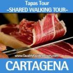 cartagena tapas tour, tapas tour
