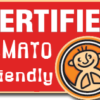 tomato friendly, certified, tomatina de buñol 2018