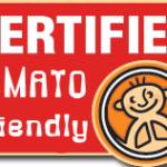 tomato friendly, certified