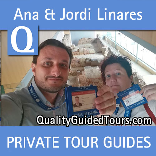 private tour guides valencia alicante cartagena