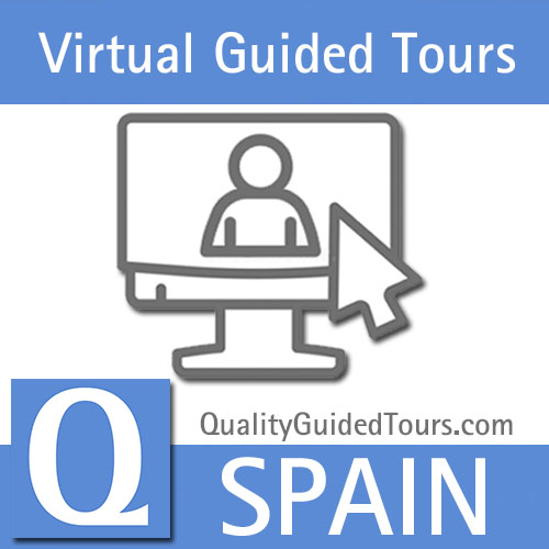 virtual guided tours in Spain